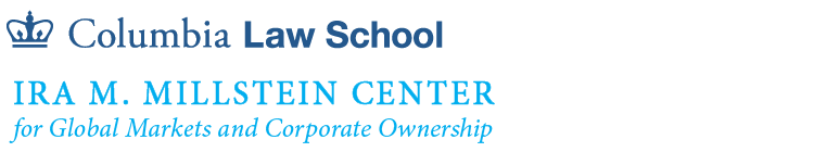 Millstein Center logo